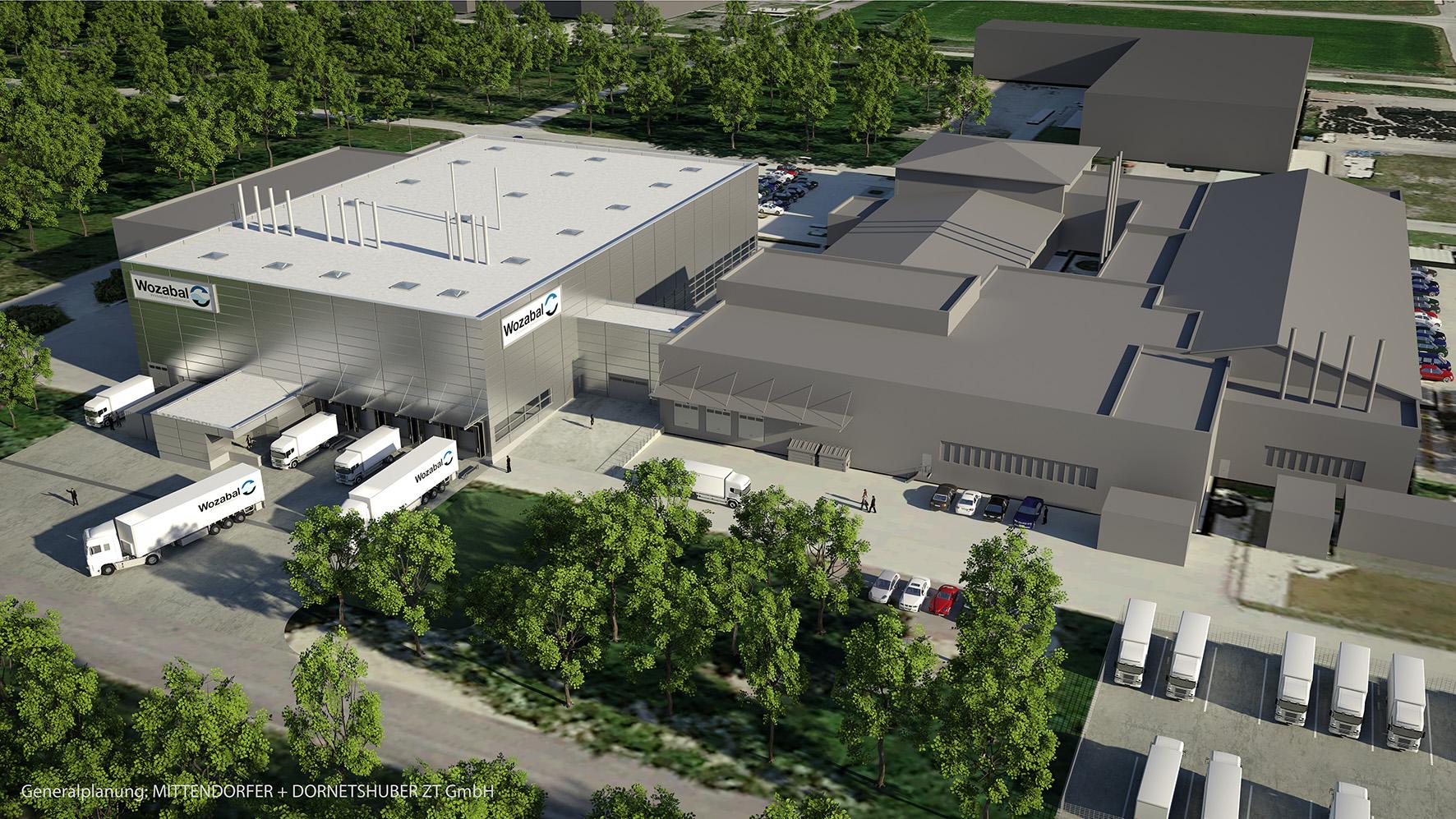Wozabal investiert 14 mio euro in die modernste w scherei for Cucine moderne 4000 euro