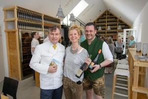 Wein-Blick (Weinblick) Opening Eröffnung